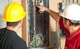 Hammond electric panel